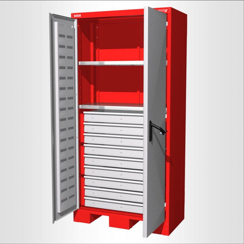 armoire industrielle et d 39 atelier neuve equip 39 proequip 39 pro. Black Bedroom Furniture Sets. Home Design Ideas