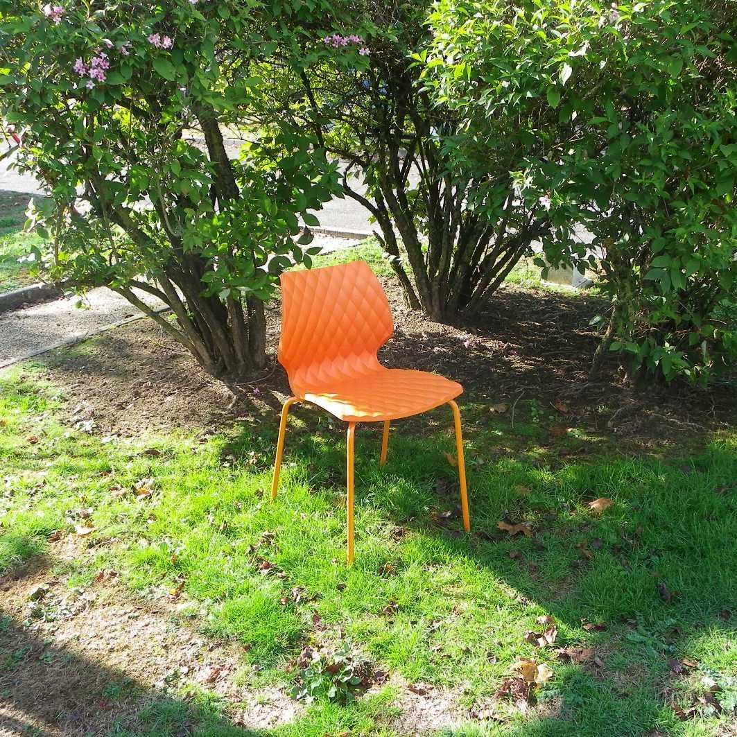 Chaise design italien orange equip 39 proequip 39 pro - Chaise de bureau pas chere ...