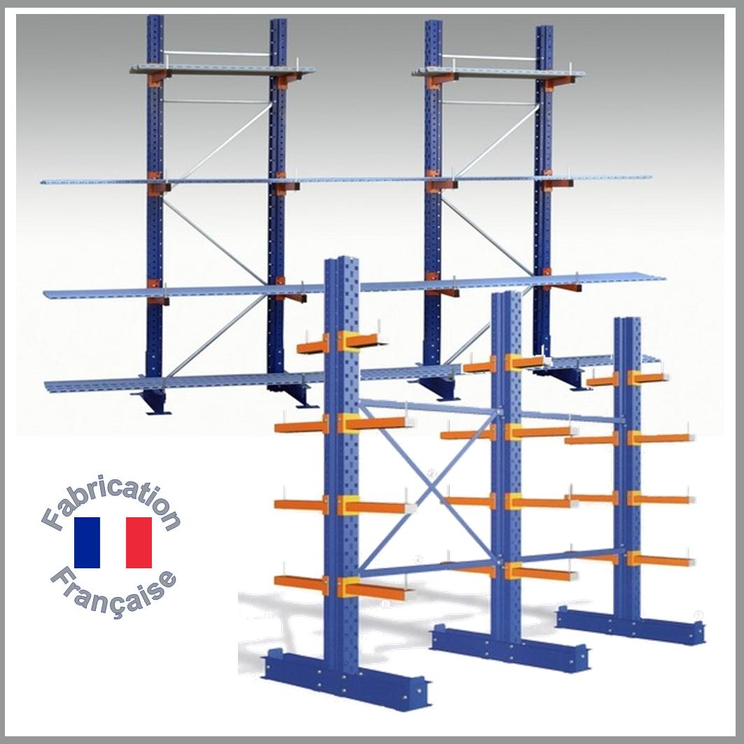 rayonnage cantilever occasion