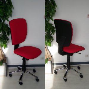 siège bureautique ergonomique