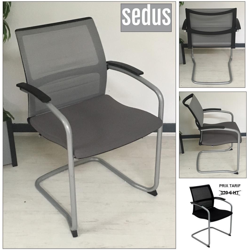 fauteuils visiteur occasion Sedus