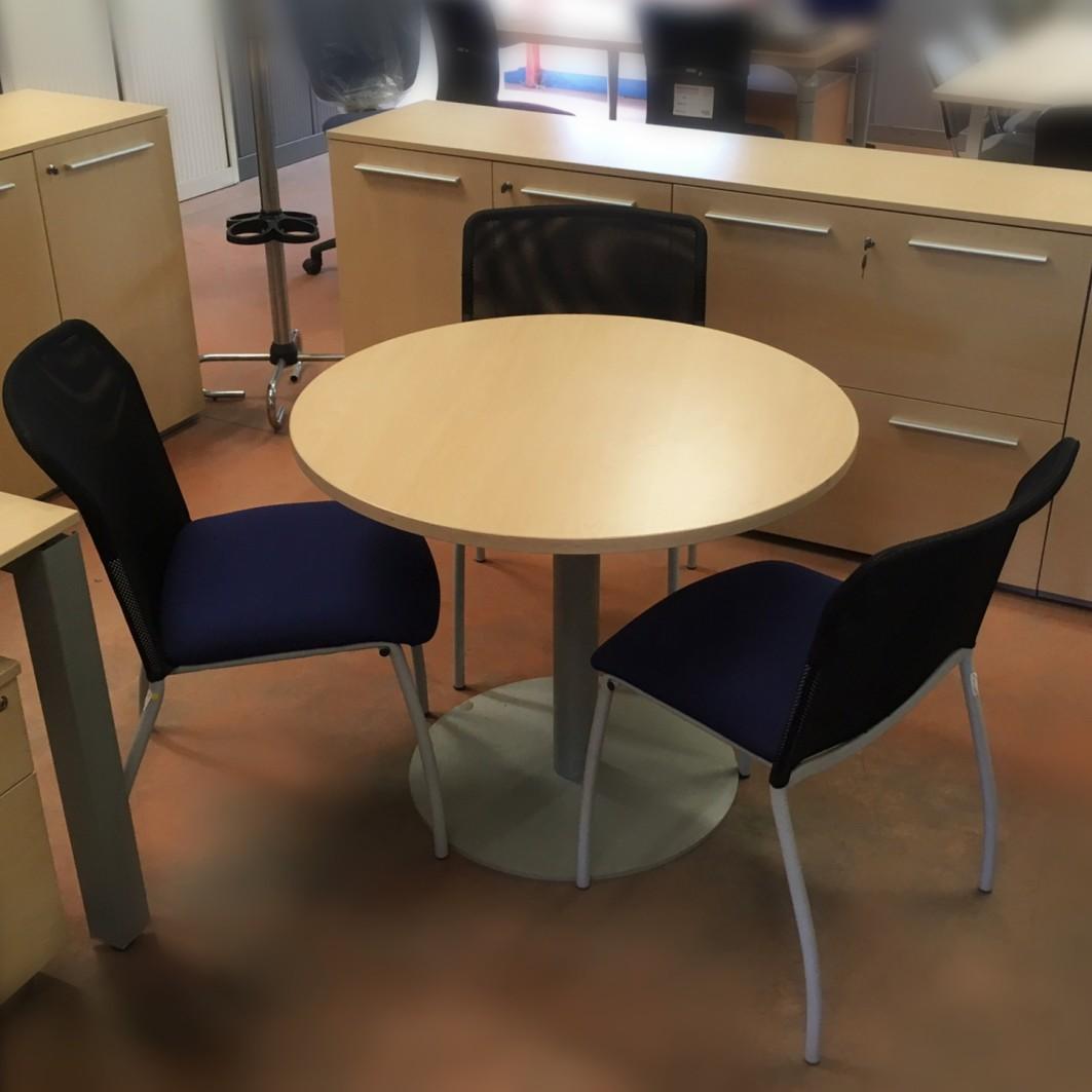 table ronde de bureau occasion