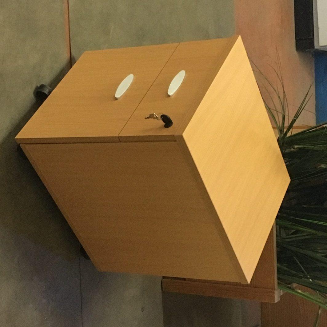caisson de bureau 2 tiroirs
