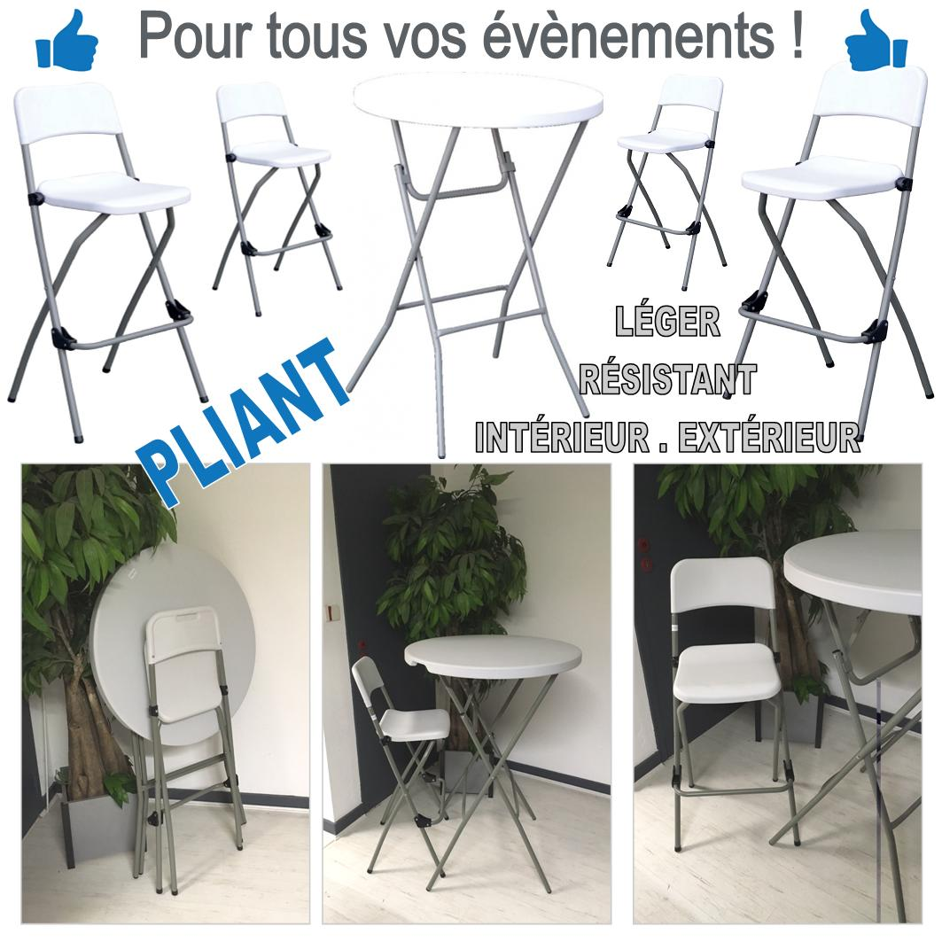 mobilier pour stand