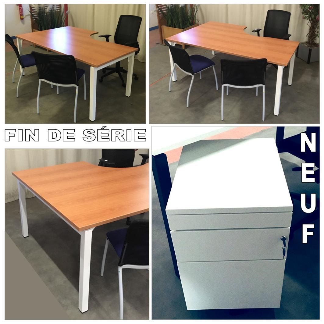 mobilier de bureau design pas cher