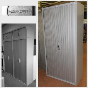 armoire de bureau occasion Haworth