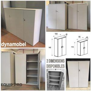 armoire métallique occasion