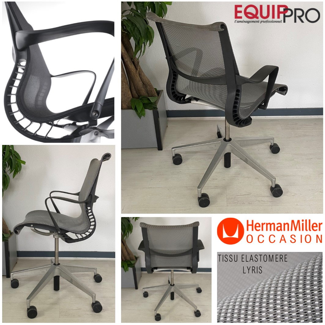 chaise de bureau Setu Herman Miller pas cher