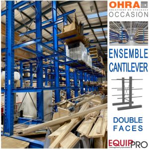cantilever occasion double faces Ohra